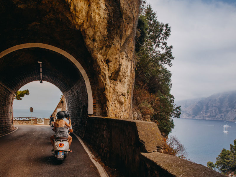 Atmosphere picture Amalfi