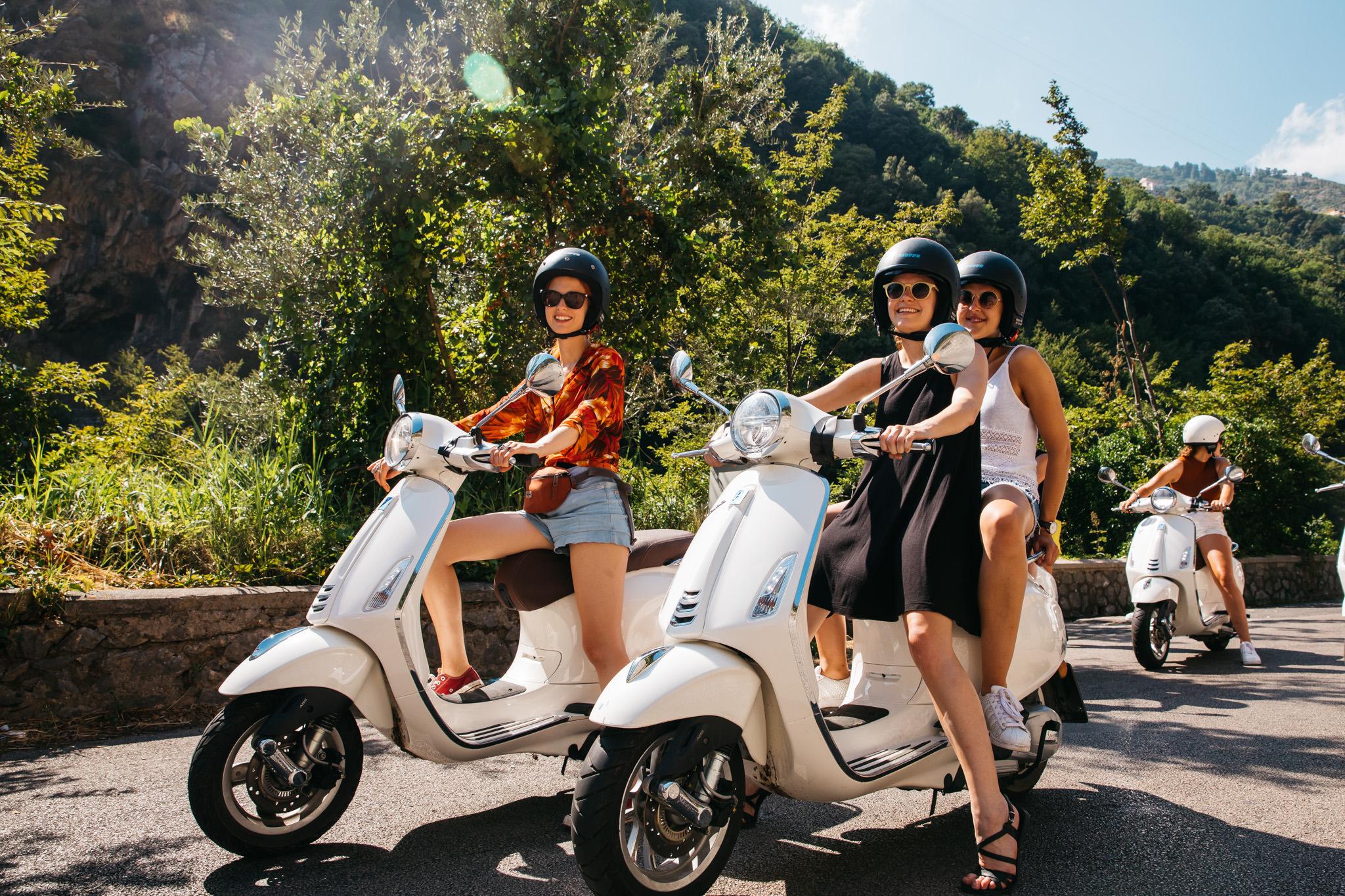 picture of The Vespa Trip